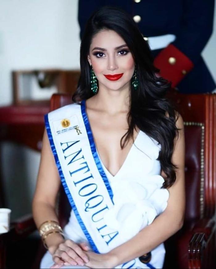 Nhan sắc diễm lệ của hoa hậu Colombia tại Miss World 2021: Đối thủ số 1 của Đỗ Thị Hà đây ư? Ảnh 5