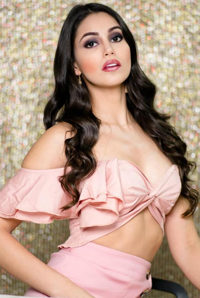 Nhan sắc diễm lệ của hoa hậu Colombia tại Miss World 2021: Đối thủ số 1 của Đỗ Thị Hà đây ư? Ảnh 6