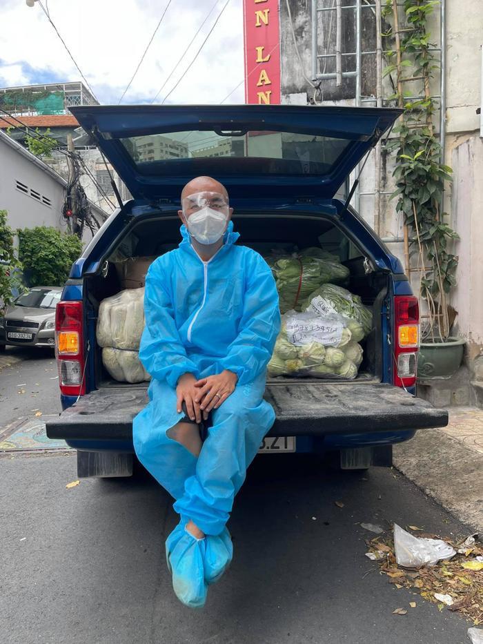 Quốc Thuận dốc lực làm từ thiện: 'Giá như tôi có thể đi xa hơn vì ngoài kia còn nhiều người cần giúp đỡ' Ảnh 3