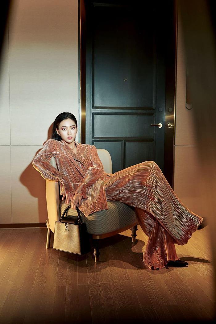 Lương Thùy Linh lần đầu đáp trả tin đồn mua giải Hoa hậu nhờ gia thế khủng Ảnh 7