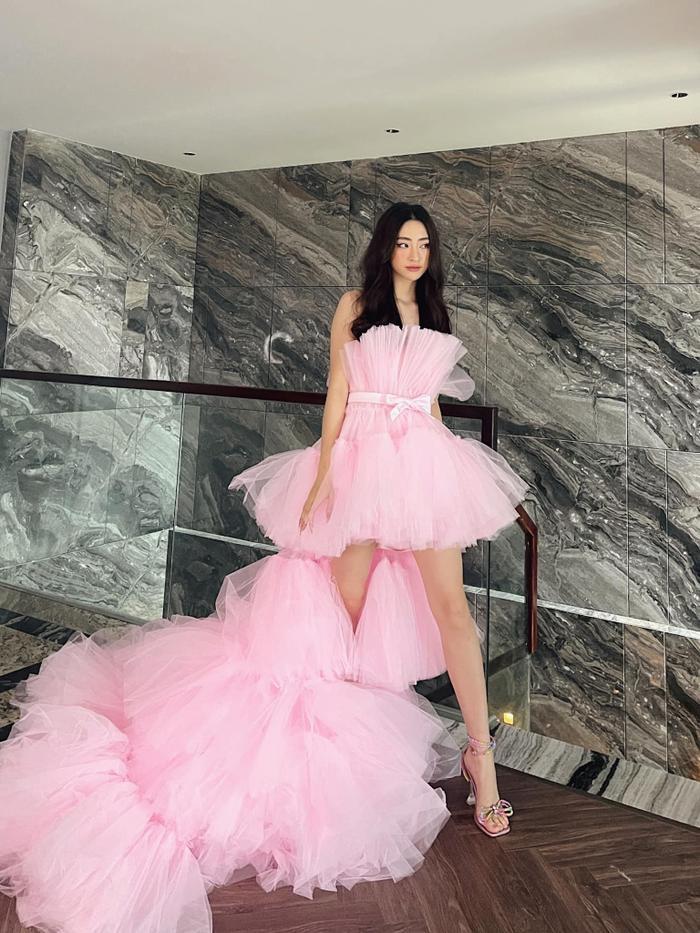 Lương Thùy Linh lần đầu đáp trả tin đồn mua giải Hoa hậu nhờ gia thế khủng Ảnh 10