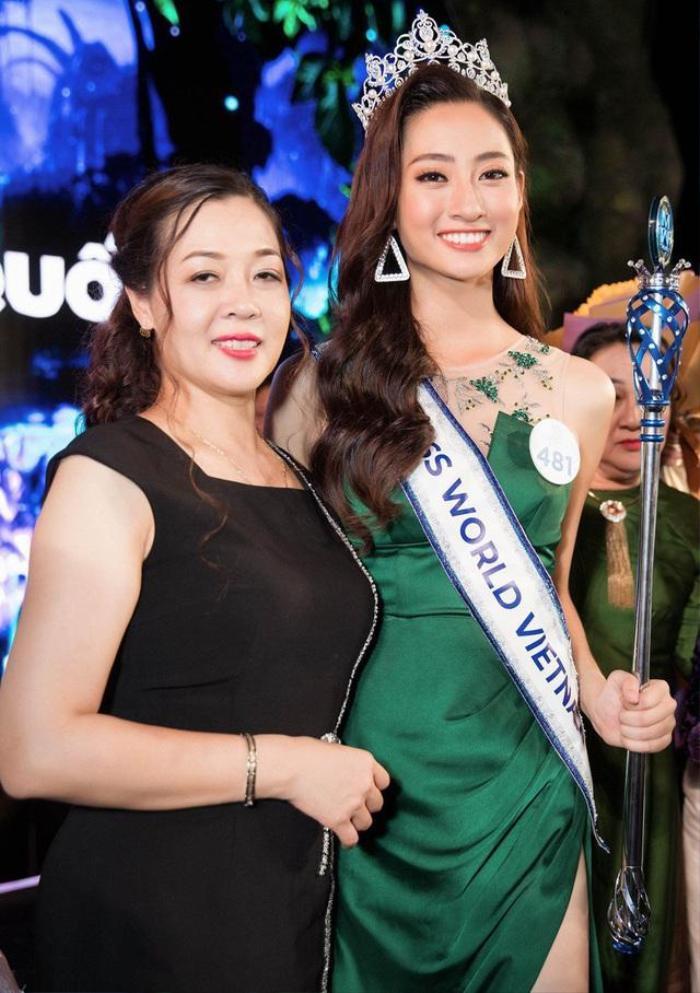 Lương Thùy Linh lần đầu đáp trả tin đồn mua giải Hoa hậu nhờ gia thế khủng Ảnh 5