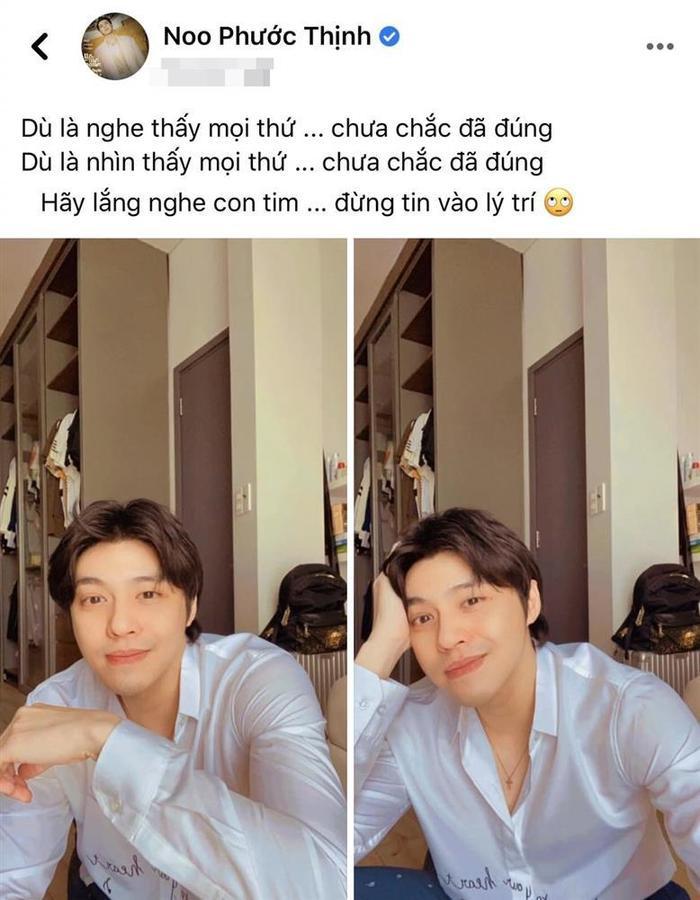 Sao Việt 'não cá vàng' mùa dịch: Người quên áo, riêng Noo Phước Thịnh quên quần khi livestream Ảnh 5