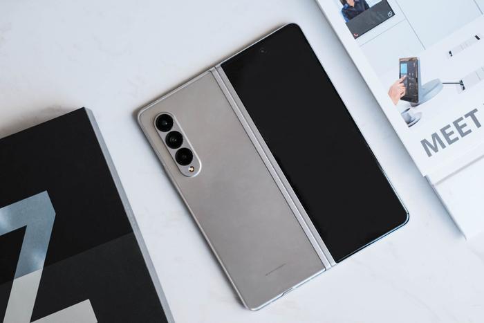 Trên tay Samsung Galaxy Z Fold3 5G và Z Flip3 5G: Ấn tượng từ thiết kế đến cấu hình! Ảnh 7
