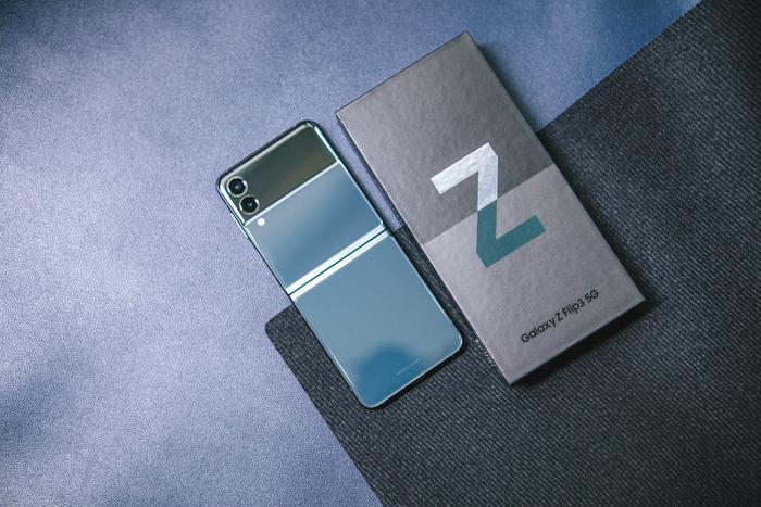 Trên tay Samsung Galaxy Z Fold3 5G và Z Flip3 5G: Ấn tượng từ thiết kế đến cấu hình! Ảnh 12