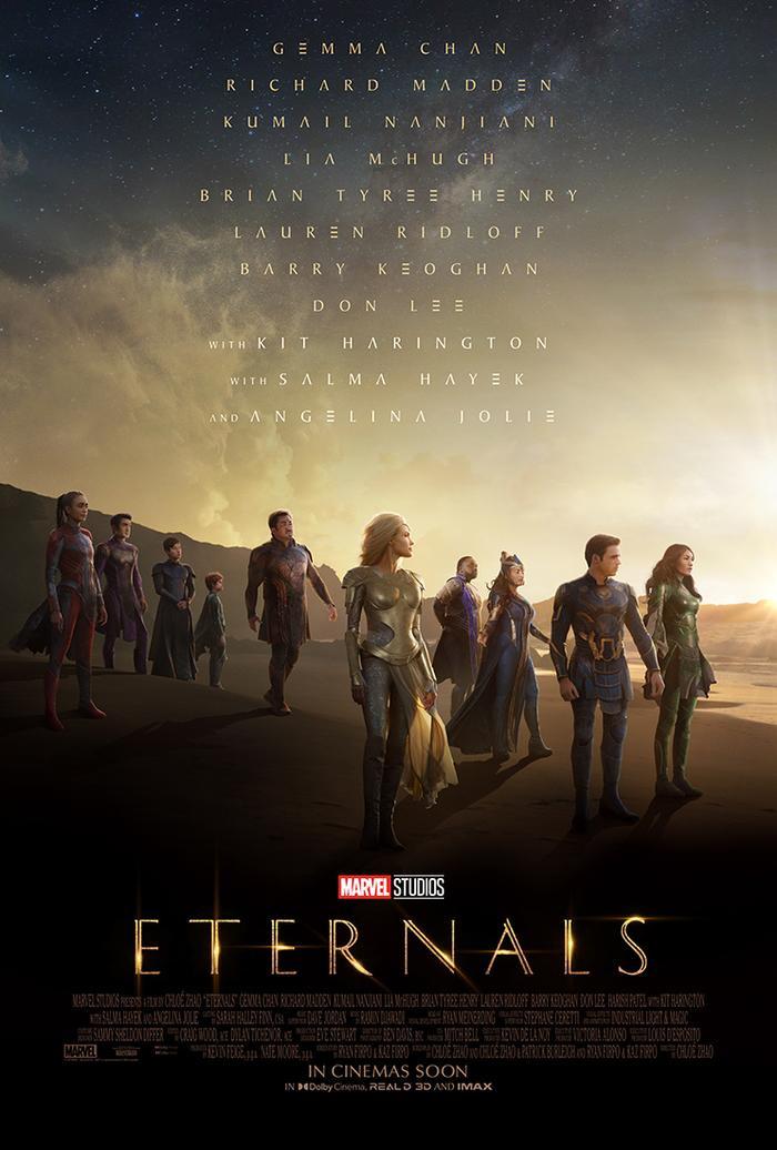 Trailer 'Eternals - Chủng tộc bất tử' hé lộ kẻ thù nguy hiểm hơn cả Thanos, tài tử Ma Dong Seok góp mặt