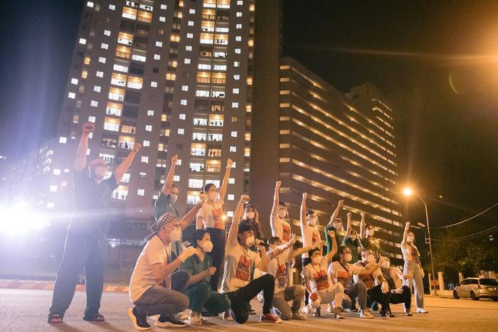 Từ sáng tác của Lê Minh (MTV), dàn nghệ sĩ cùng hợp lực thực hiện dự án âm nhạc an ủi tâm hồn mùa dịch Ảnh 3