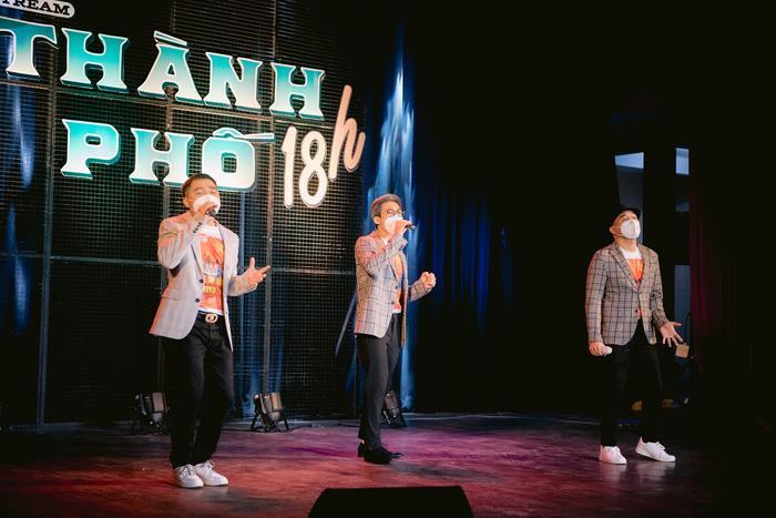 Từ sáng tác của Lê Minh (MTV), dàn nghệ sĩ cùng hợp lực thực hiện dự án âm nhạc an ủi tâm hồn mùa dịch Ảnh 1