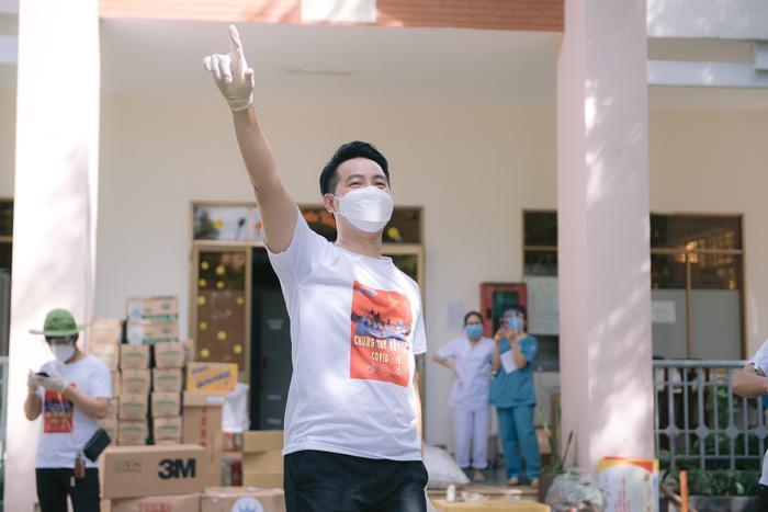 Từ sáng tác của Lê Minh (MTV), dàn nghệ sĩ cùng hợp lực thực hiện dự án âm nhạc an ủi tâm hồn mùa dịch Ảnh 7