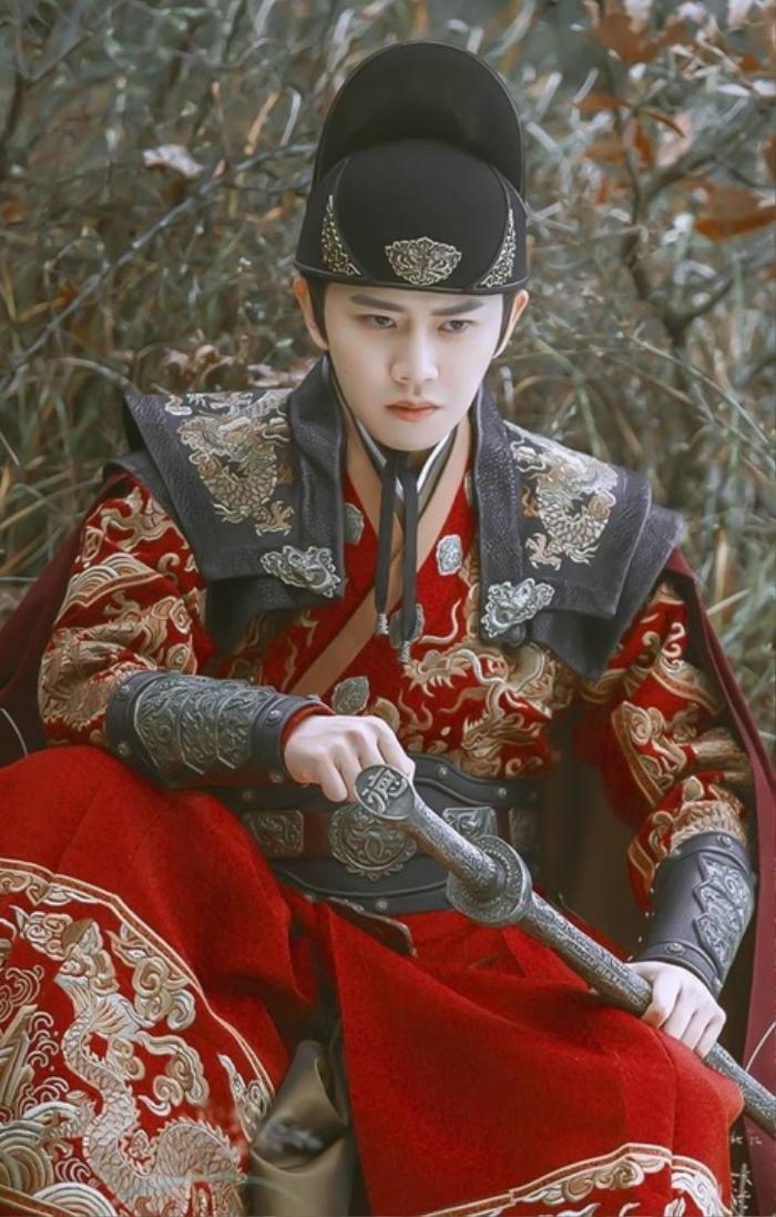 'Thanh trâm hành' khởi quay lại: Tiêu Chiến - Đặng Luân - Hứa Khải cạnh tranh vai của Ngô Diệc Phàm? Ảnh 8