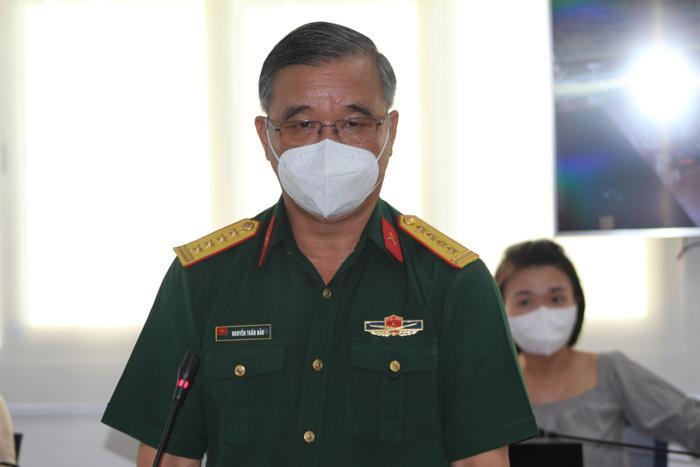 Bộ Tư lệnh TP.HCM thông tin vụ 'phát hiện xe tải vận chuyển 46 thi thể từ TP. HCM về Bến Tre hỏa táng' Ảnh 1