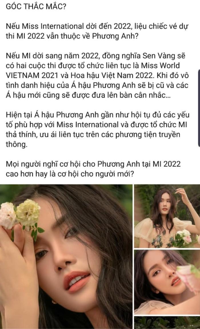 Nếu các cuộc thi Hoa hậu quốc tế dời lịch vì Covid, người đẹp Việt liệu có cơ hội 'xuất ngoại'? Ảnh 5