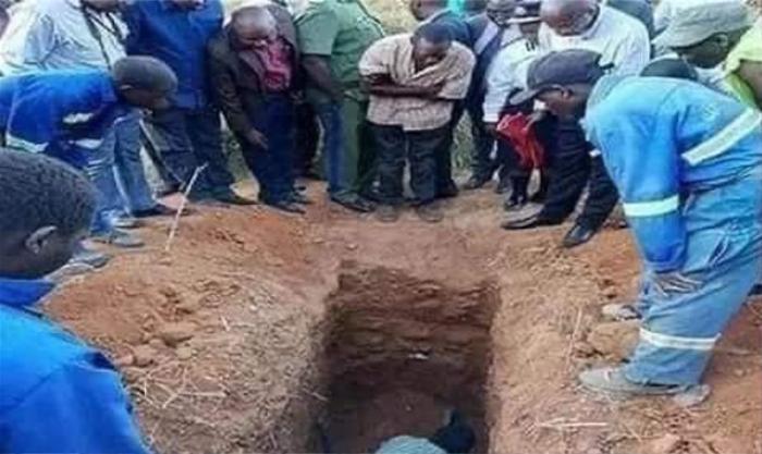 Mục sư tự nguyện bị chôn sống vì nghĩ có thể cải tử hoàn sinh và cái kết bất ngờ vào ngày thứ 3
