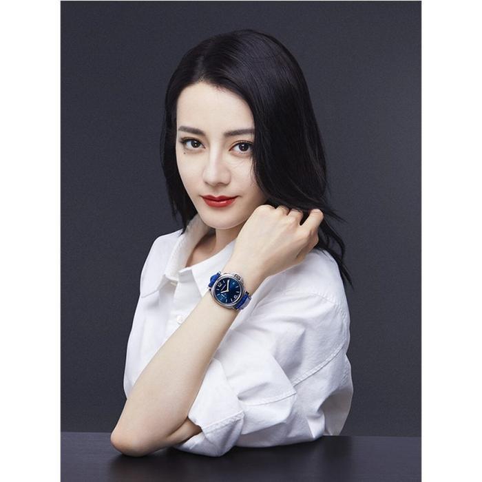 Địch Lệ Nhiệt Ba là nữ đại diện phát ngôn toàn cầu đầu tiên của thương hiệu xa xỉ Ảnh 2
