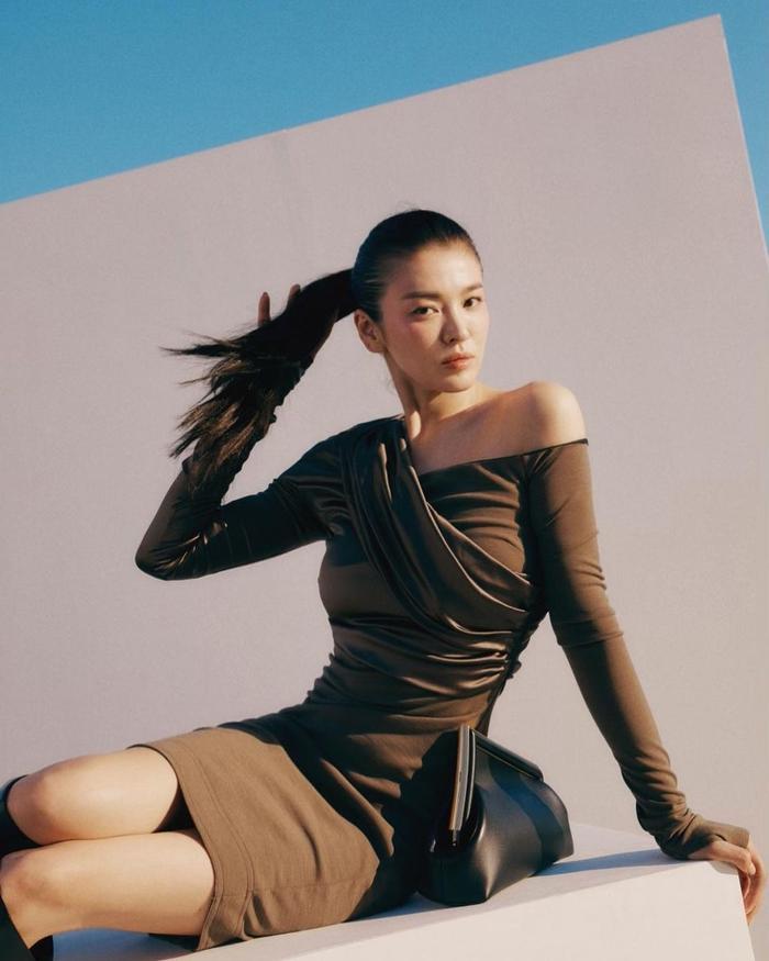 Fan dậy sóng tiếc nuối loạt ảnh bị loại bỏ của Song Hye Kyo trên tạp chí thời trang danh tiếng Ảnh 5