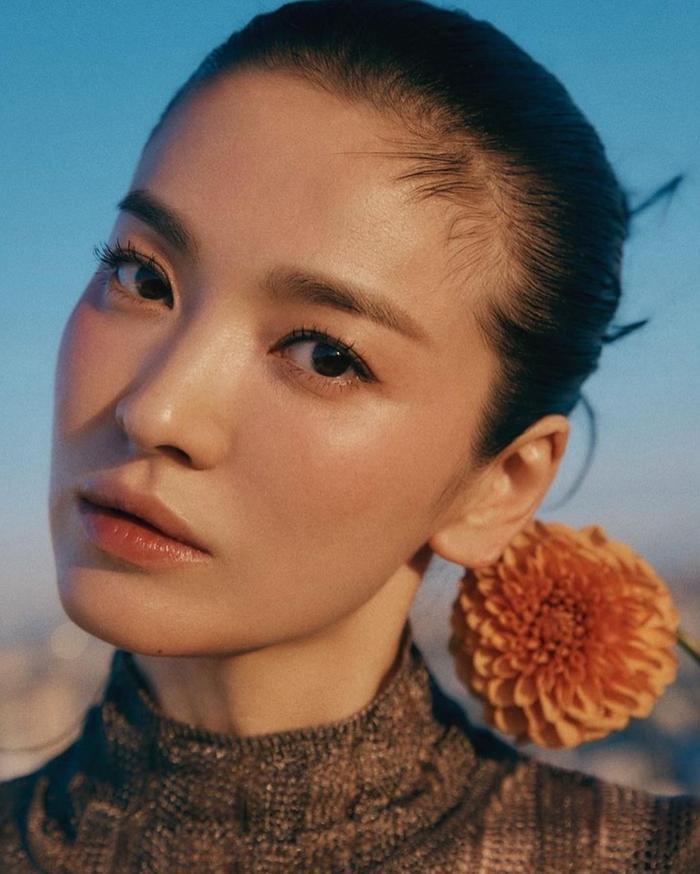 Fan dậy sóng tiếc nuối loạt ảnh bị loại bỏ của Song Hye Kyo trên tạp chí thời trang danh tiếng Ảnh 8