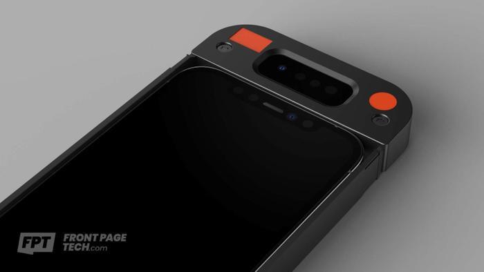 iPhone 13 nâng cấp Face ID, mở khoá ngay cả khi người dùng đeo khẩu trang? Ảnh 1