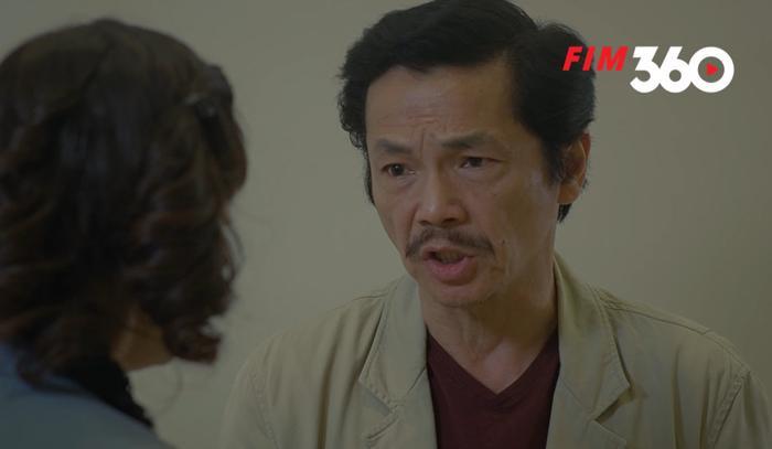 Tập 26 'Mặt nạ hạnh phúc': Khán giả ngỡ ngàng khi biết NSND Trung Anh là bố ruột của Huyền Trang