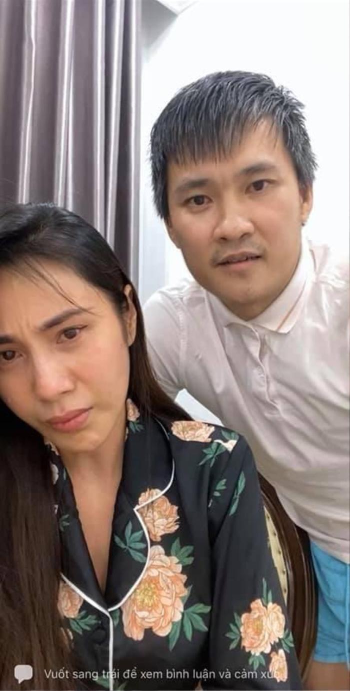 Thủy Tiên livestream khóc nức nở, ai dè netizen chỉ đi soi điều không ai ngờ tới Ảnh 1