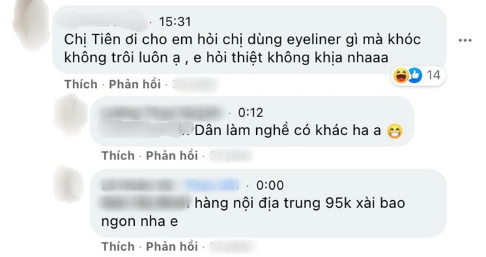 Thủy Tiên livestream khóc nức nở, ai dè netizen chỉ đi soi điều không ai ngờ tới Ảnh 4