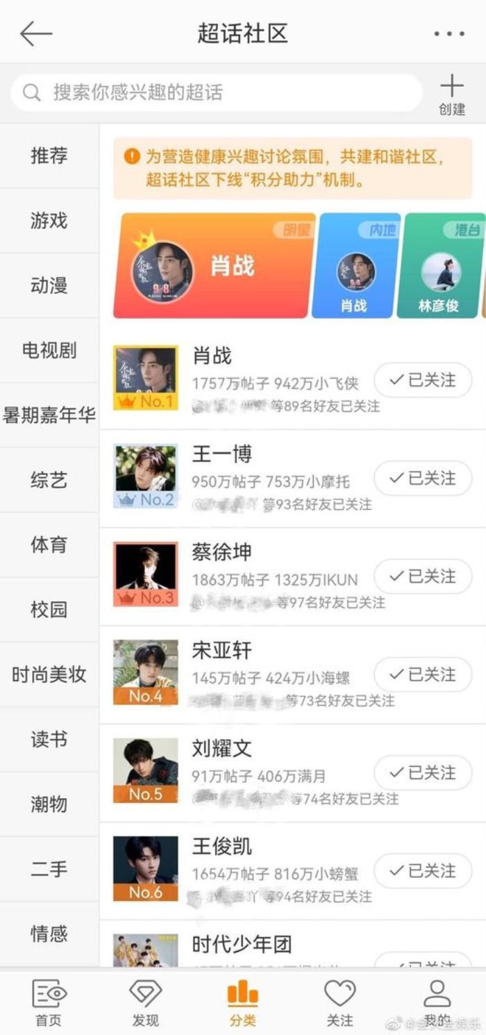 Loạt bảng xếp hạng cá nhân của Hoa ngữ bị gỡ bỏ: Cbiz chính thức bị 'giam lỏng', fan Tiêu Chiến oán trách Ảnh 2