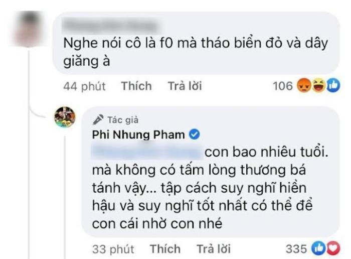 Ca sĩ Phi Nhung bị nhiễm Covid-19 từ khi nào và nguồn lây ở đâu? Ảnh 5