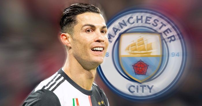 Ronaldo từng tuyên bố 'không bao giờ khoác áo Man City' Ảnh 2