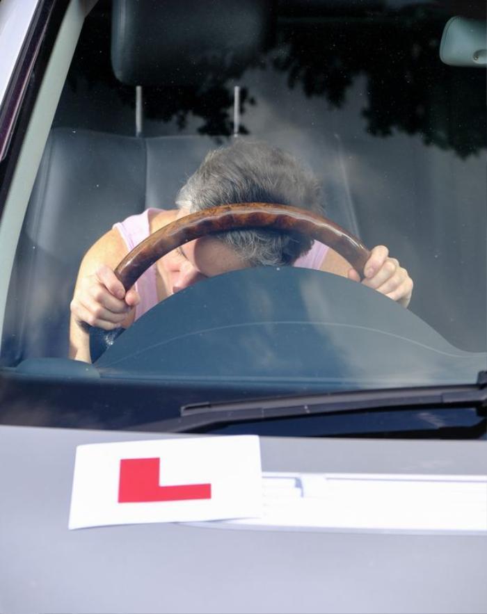 Người phụ nữ dành 30 năm với hơn 1000 buổi học vẫn không thể có bằng lái xe Ảnh 2