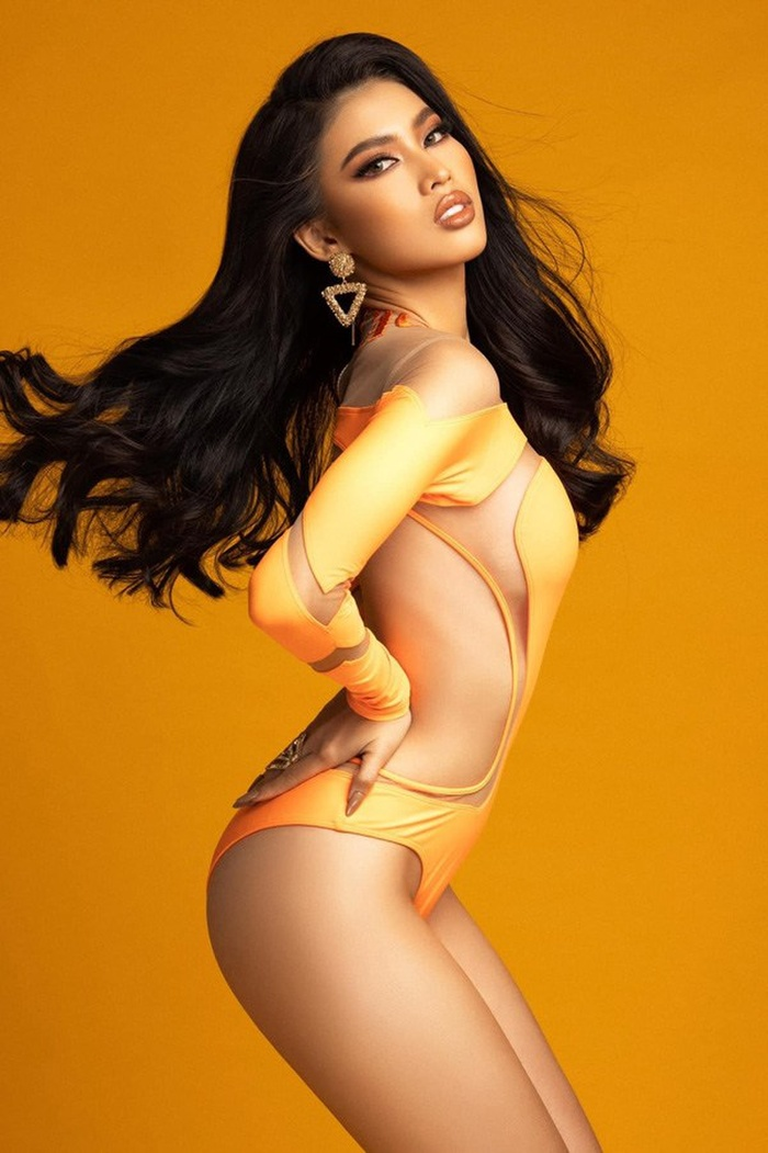 Á hậu Việt trả lời khôn khéo khi bị hỏi chỉnh sửa nhan sắc trước khi thi Hoa hậu Ảnh 5