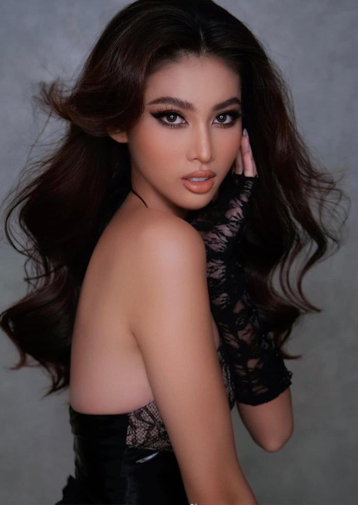 Á hậu Việt trả lời khôn khéo khi bị hỏi chỉnh sửa nhan sắc trước khi thi Hoa hậu Ảnh 6