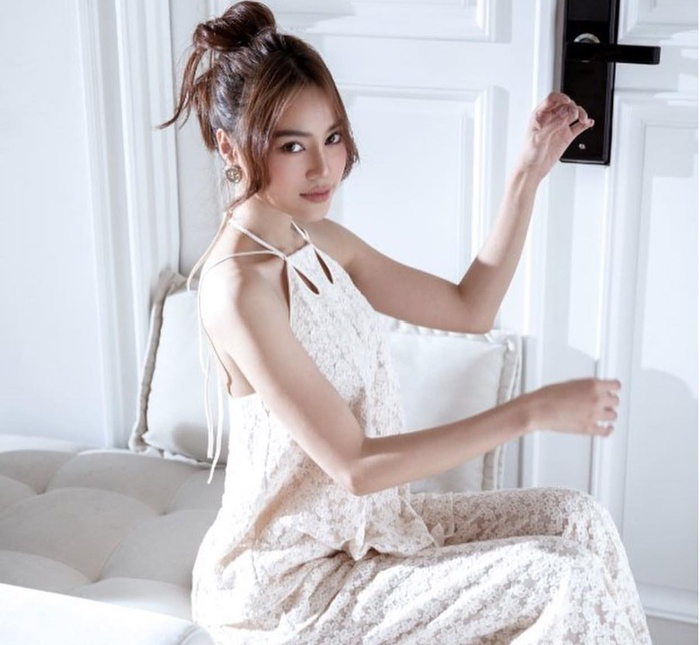 Hoa hậu Tiểu Vy và Ninh Dương Lan Ngọc chung một set đồ liệu có bị hai số phận? Ảnh 6