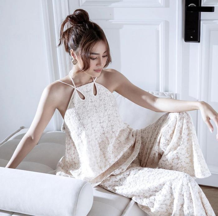 Hoa hậu Tiểu Vy và Ninh Dương Lan Ngọc chung một set đồ liệu có bị hai số phận? Ảnh 5