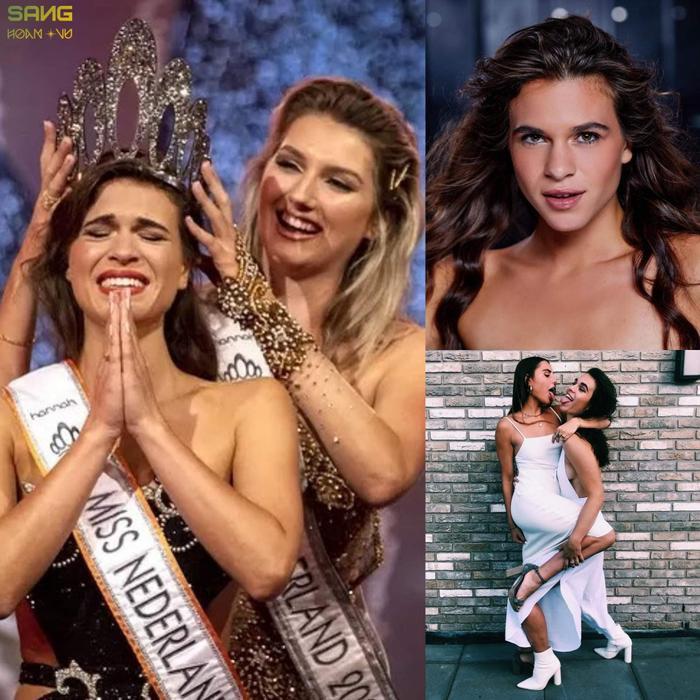 Đối thủ Kim Duyên tại Miss Universe bị chê kém sắc, tướng tá thô cứng như đàn ông Ảnh 1