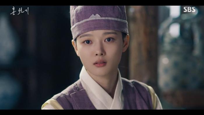 Phim của Kim Yoo Jung và Ahn Hyo Seop đạt rating khủng ở tập 2