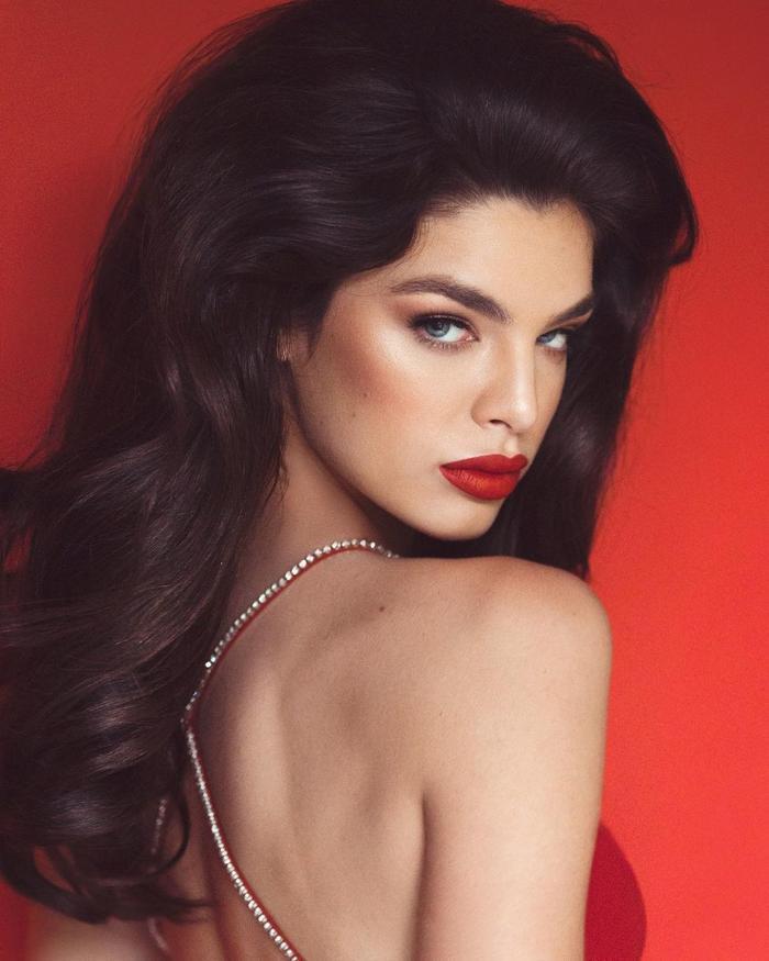 Miss Universe Paraquay 2021 lộ diện, fan Việt lo lắng cho Kim Duyên Ảnh 2