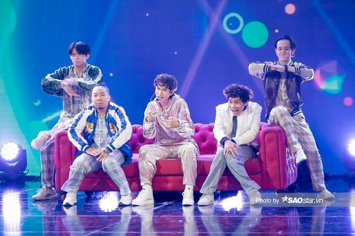 The Heroes - sân khấu của âm nhạc 'chữa lành' vết thương mùa dịch Ảnh 5