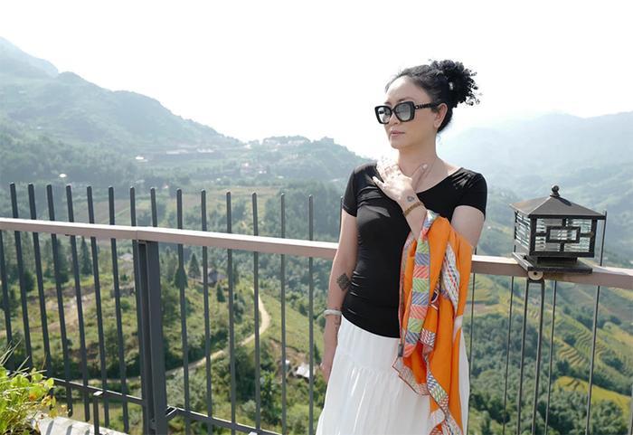 Cô Hiệu phó Văn Thuỳ Dương còn sở hữu nhiều hình xăm cá tính khác
