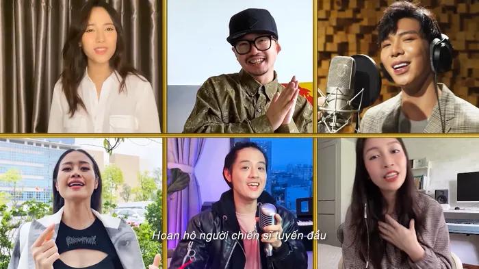 Nhạc sĩ Lưu Thiên Hương: 'Âm nhạc của The Heroes thắp sáng khoảng trời u tối những ngày dịch bệnh'