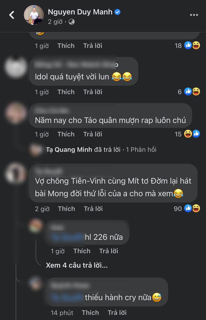 Tung ca khúc 'Tôi không sao kê đâu', Duy Mạnh đang 'đá đểu' Thuỷ Tiên, Đàm Vĩnh Hưng,...? Ảnh 4