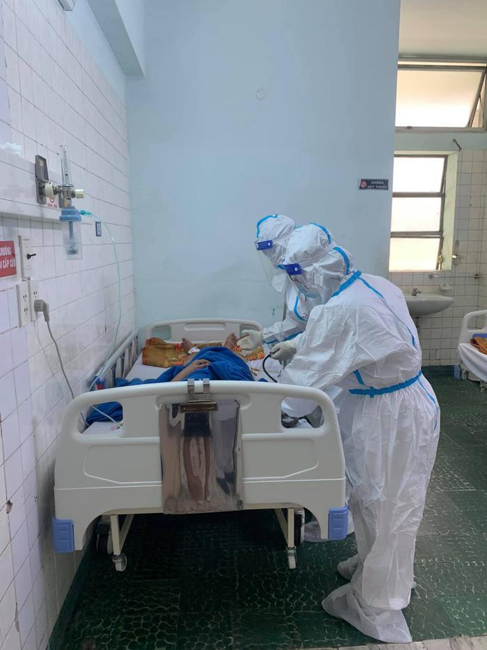 Bệnh nhân mắc Covid-19 bị đột quỵ vừa được điều trị thành công