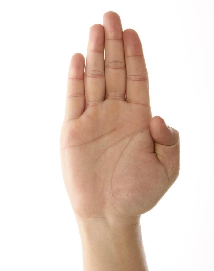 Ngửa bàn tay ra mà xem, ai có đặc điểm này ở bàn tay thì trời sinh tâm hồn ngây thơ, dễ bị lừa gạt