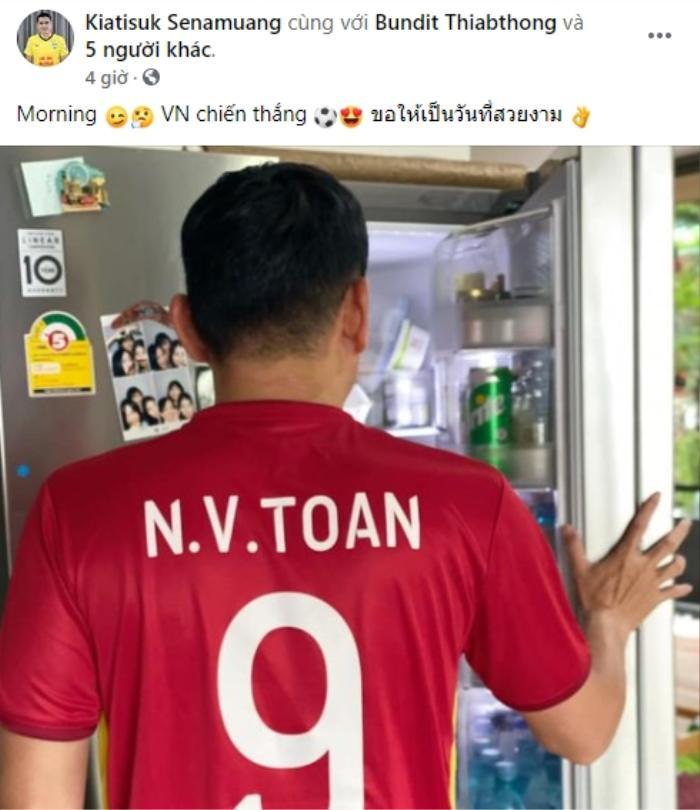 Chúc tuyển Việt Nam thắng Úc, HLV Kiatisak 'mách nước' cho thầy Park? Ảnh 2