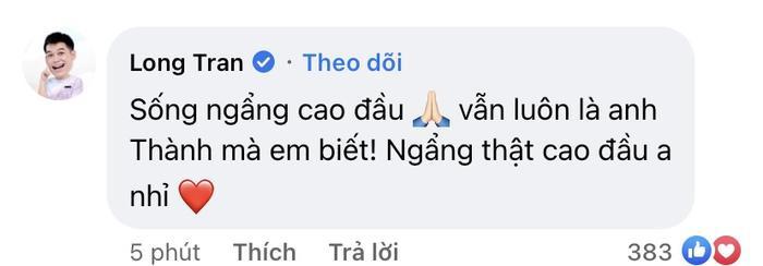 Sao Việt và netizen phải ứng ra sao trước bản sao kê dài 1.000 trang của Trấn Thành? Ảnh 2