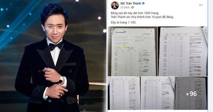Nữ CEO Đại Nam nói gì trước sự việc MC Trấn Thành tung ra 1.000 trang sao kê tiền từ thiện? Ảnh 1