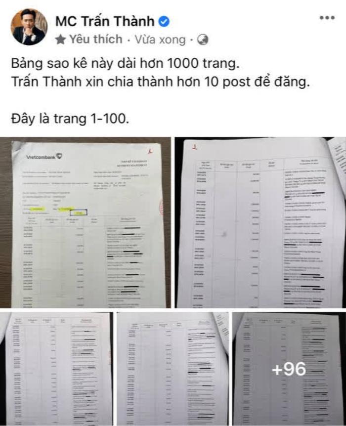 Nữ CEO Đại Nam nói gì trước sự việc MC Trấn Thành tung ra 1.000 trang sao kê tiền từ thiện? Ảnh 2