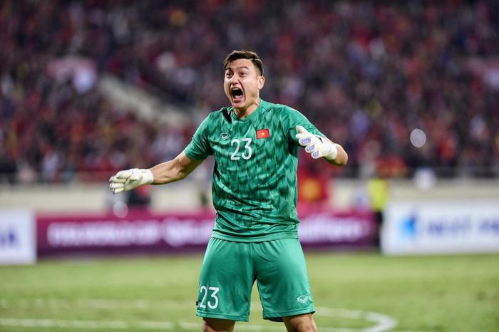 Đội hình xuất phát tuyển Việt Nam đấu Úc: Đặng Văn Lâm bắt chính, Tấn Trường dự bị Ảnh 1