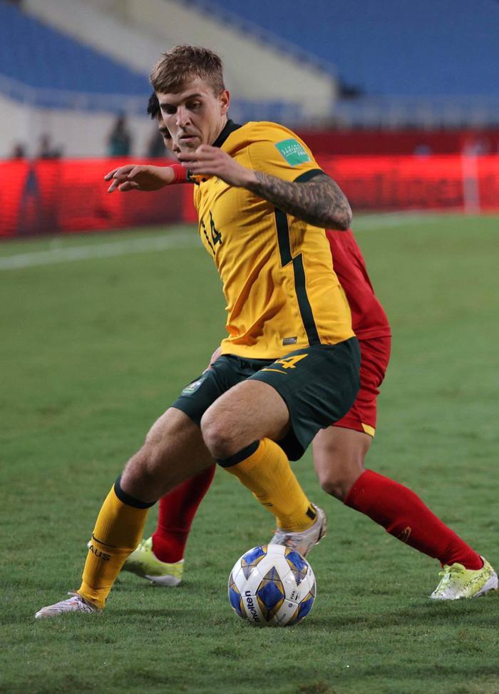 Không dễ chơi như Trung Quốc, tuyển Việt Nam làm khó Úc Ảnh 3
