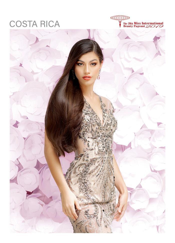 Đại diện Costa Rica tại Miss World lộ diện: Bại trận trước Tường San liệu có vượt mặt Đỗ Hà? Ảnh 6
