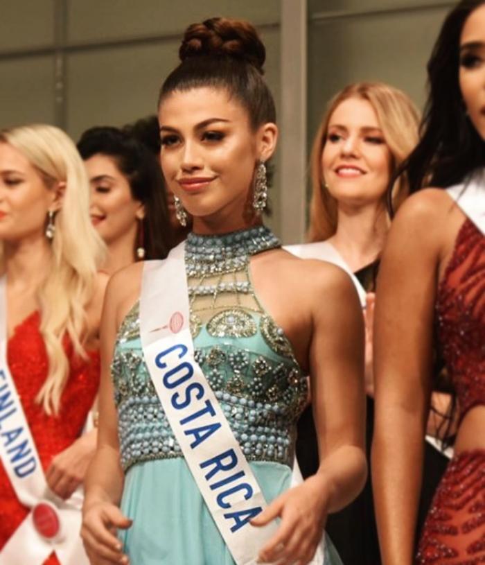 Đại diện Costa Rica tại Miss World lộ diện: Bại trận trước Tường San liệu có vượt mặt Đỗ Hà? Ảnh 4