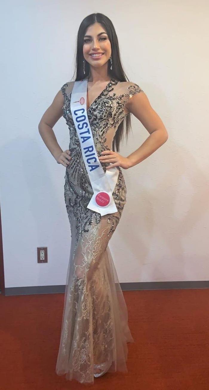 Đại diện Costa Rica tại Miss World lộ diện: Bại trận trước Tường San liệu có vượt mặt Đỗ Hà? Ảnh 7
